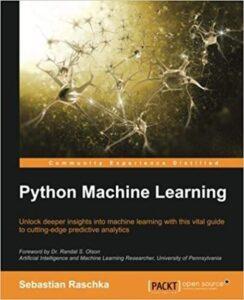 کتاب هوش مصنوعی پایتون