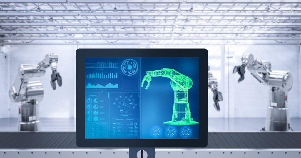 کاربرد هوش مصنوعی در روند تولید