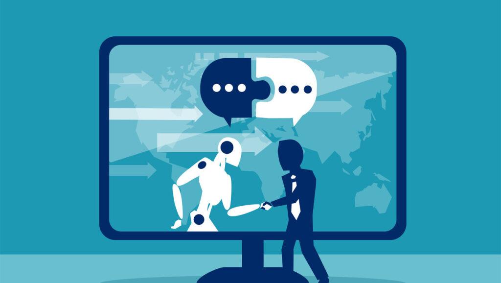 ربات تبدیل گفتار به نوشتار