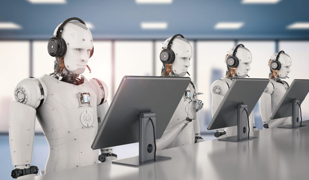پاسخگویی هوشمند تلفنی در شرکتها و مراکز تماس