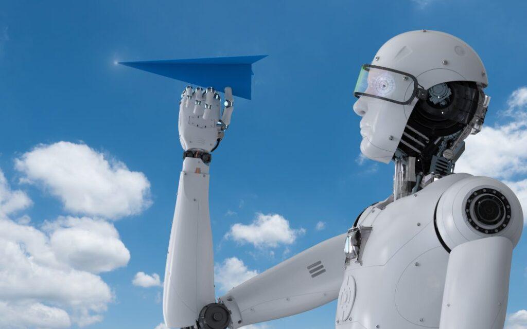 نقش هوش مصنوعی در صنعت هوانوردی