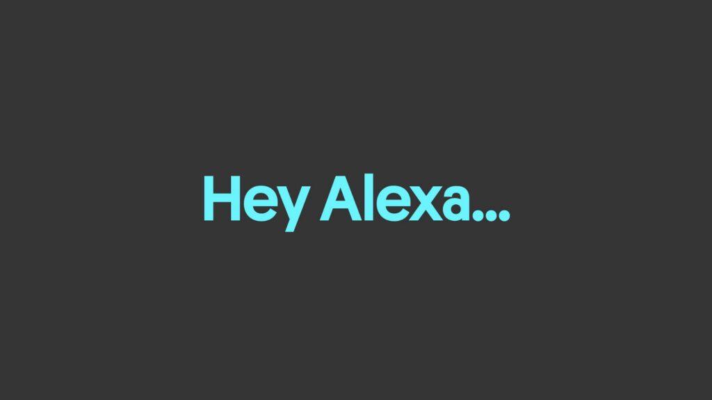 پردازش گفتار در الکسا