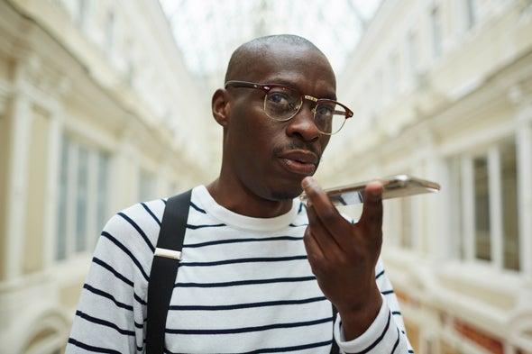 تبعیض در سامانههای تشخیص گفتار