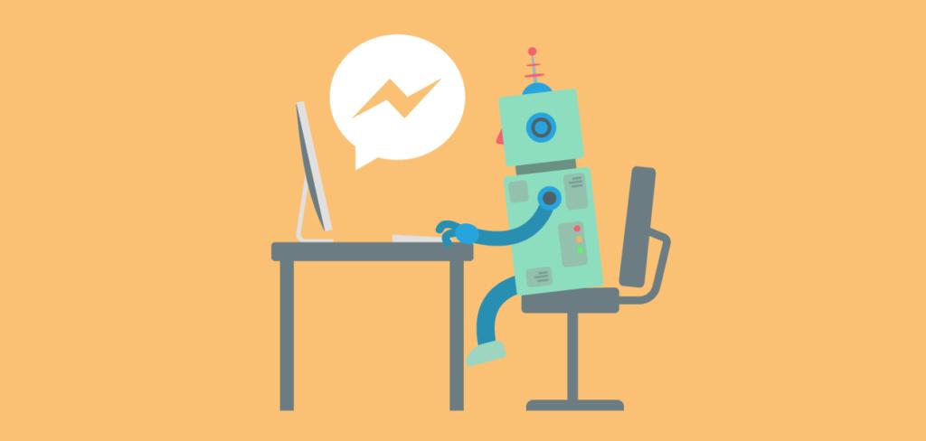 پشتیبانی مجازی از کاربران به کمک چت بات ها