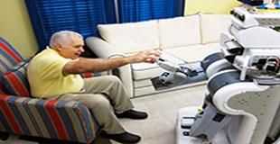 باتهای مراقبتی (Carebots) مبتنی بر هوش مصنوعی (AI)