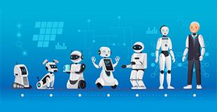رباتهایی که به صورت خودکار تکامل پیدا میکنند!