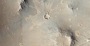 هوش مصنوعی ناسا به تشخیص دهانههای آتشفشانی موجود در مریخ کمک میکند